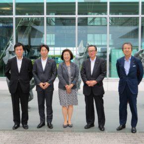 自民党消費者問題調査会メンバーとして徳島県を視察訪問