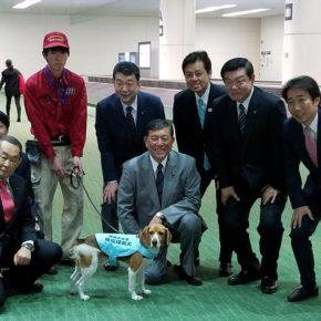 羽田空港のCIQ(税関・出入国管理・検疫)体制を視察しました