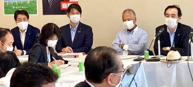 『ルール形成戦略議員連盟』を開催@自民党本部