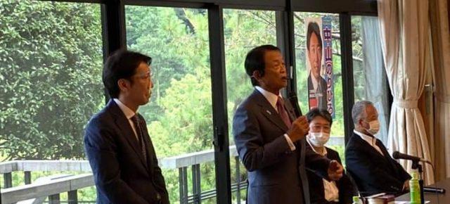『中山展宏 政経セミナー(昼食勉強会)』を開催@憲政記念館