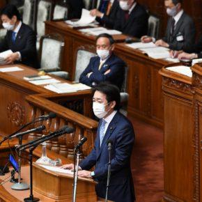 衆議院本会議にて「コロナ特措法等改正案」について自民党を代表し質問